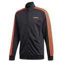 Men`s 3 Stripe Jacket GH7863_BLACK/ORANGE