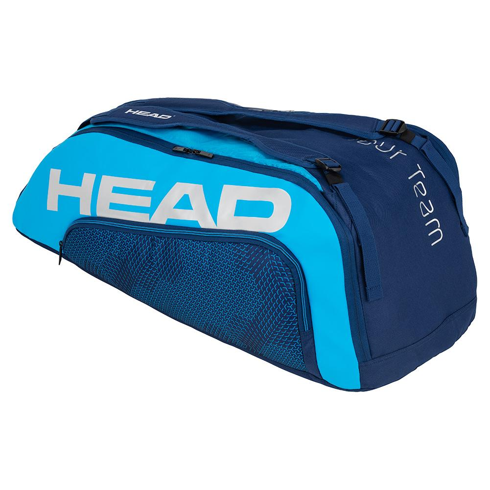 Head Gira Equipo 9r Supercombi Tenis Bolsa