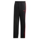 Men`s 3 Stripe Tric Pant FI1448_BLACK/SCARLET