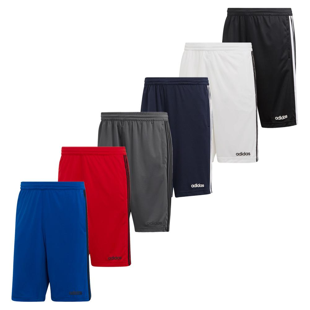 Men's 3 Stripe Cool Short