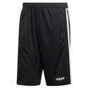 Men`s 3 Stripe Cool Short DT3050_BLACK/WHT