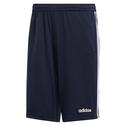 Men`s 3 Stripe Cool Short DU1241_NAVY/WHT