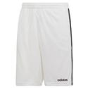 Men`s 3 Stripe Cool Short EB3976_WHITE/BK