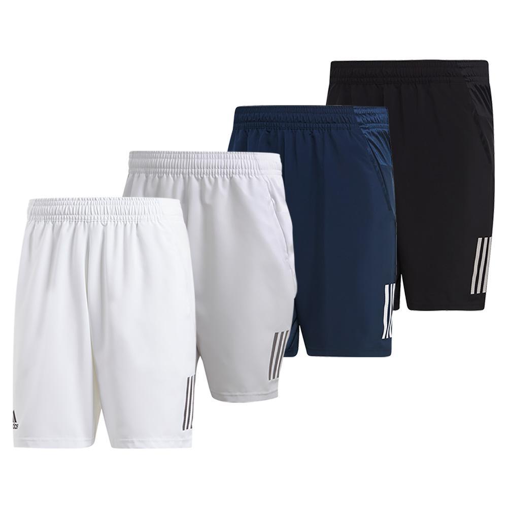 Men's Club 3 Stripe Short