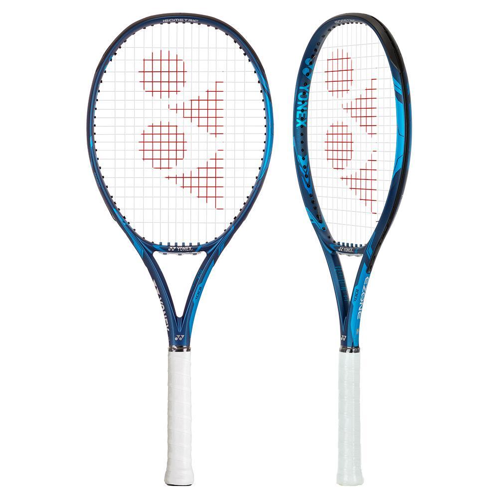 Ezone 100l Deep Blue Demo Tennis Racquet 4_3/8