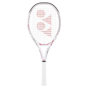 Ezone 100SL White and Pink Tennis Racquet