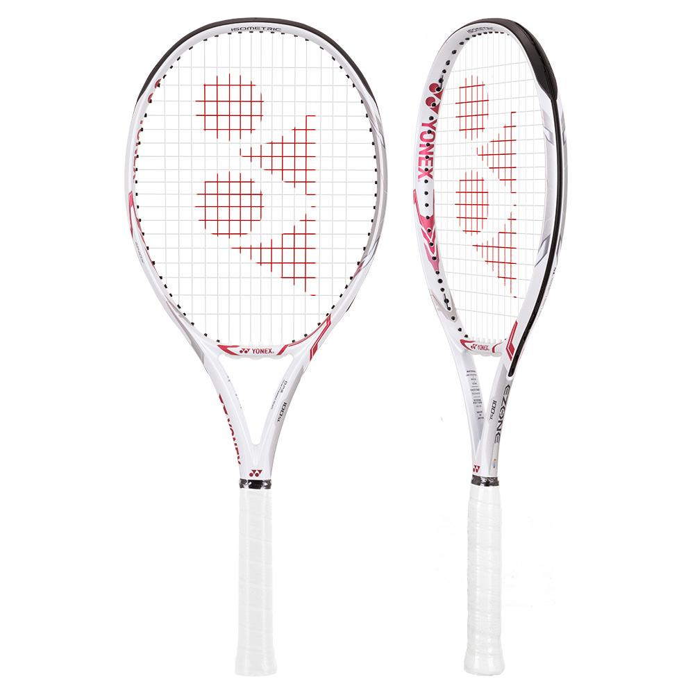 Ezone 100sl White And Pink Demo Tennis Racquet