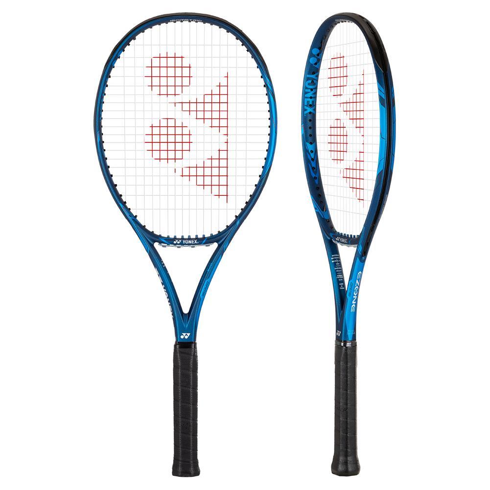 Ezone Game Deep Blue Demo Tennis Racquet 4_3/8