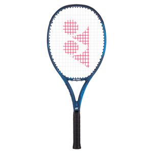 EZONE 26 Junior Deep Blue Prestrung Tennis Racquet