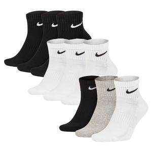 Everyday Cushioned Quarter Sock 3 Pack