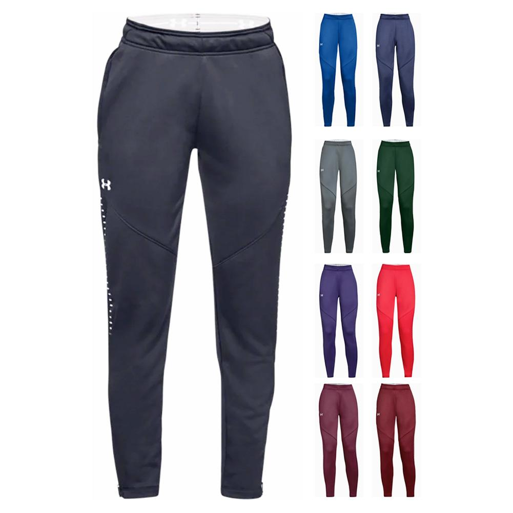 Details about  /Under Armour Women/'s Red Qualifier Hybrid Warm-Up Pant Size Large