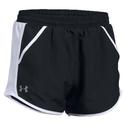 Women`s Team Fly By Short 001_BLACK