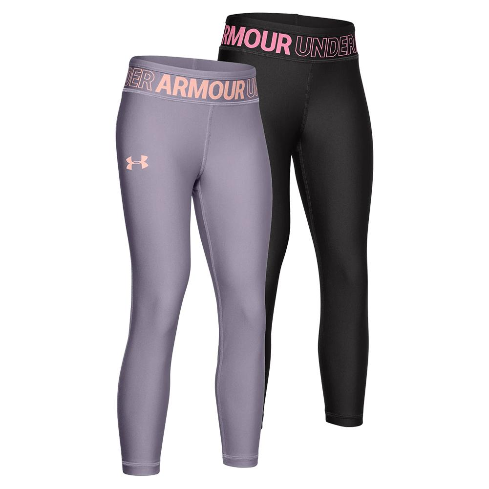 Girls ` Armour Heatgear Ankle Crop
