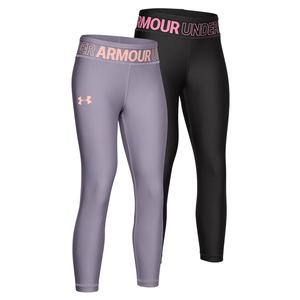 Girls` Armour HeatGear Ankle Crop