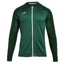 Men`s Qualifier Hybrid Warm-Up Jacket 301_FOREST_GREEN