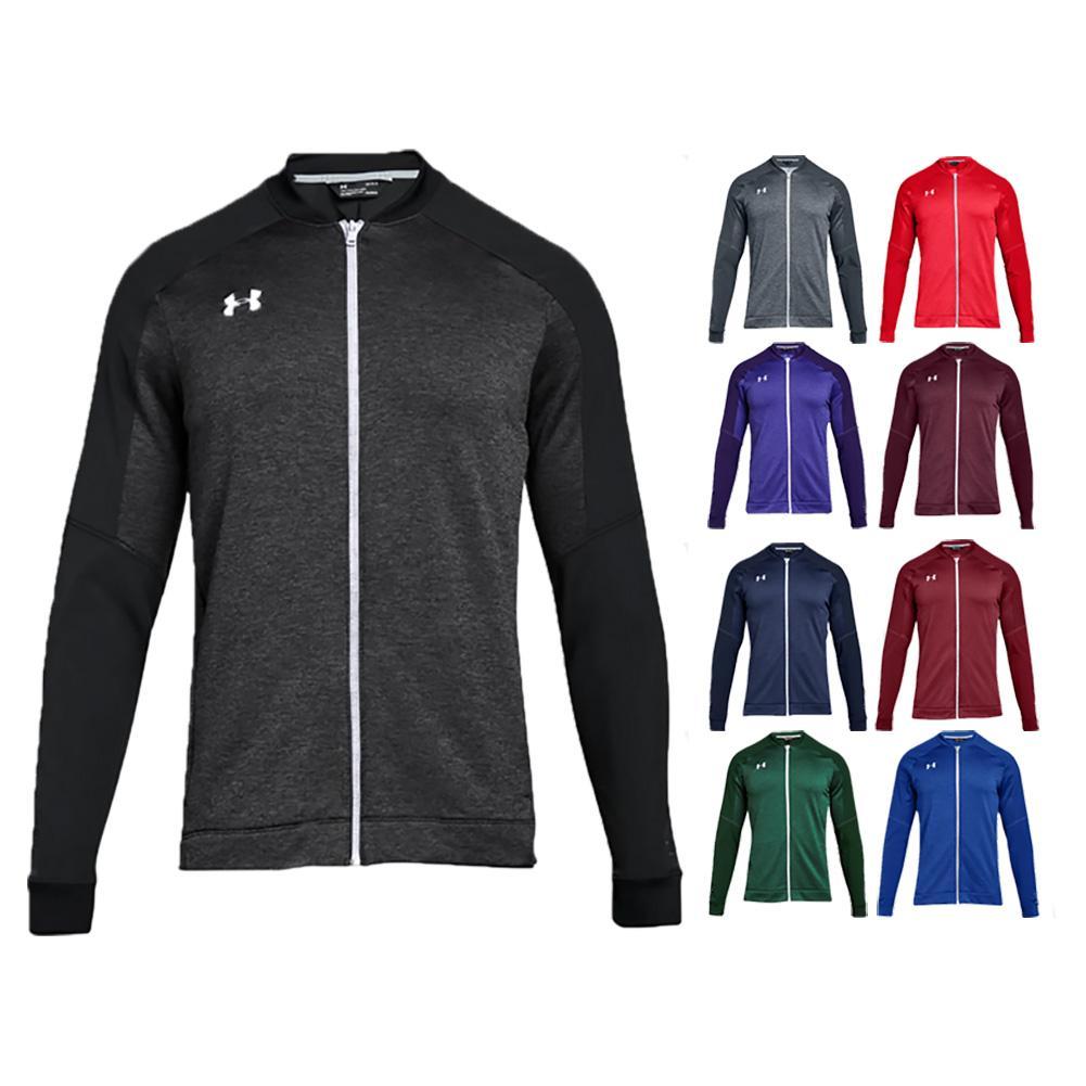 Men's Qualifier Hybrid Warm- Up Jacket