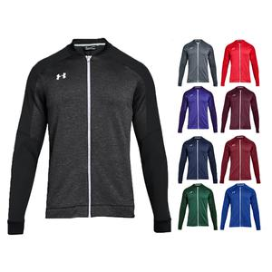 Men`s Qualifier Hybrid Warm-Up Jacket