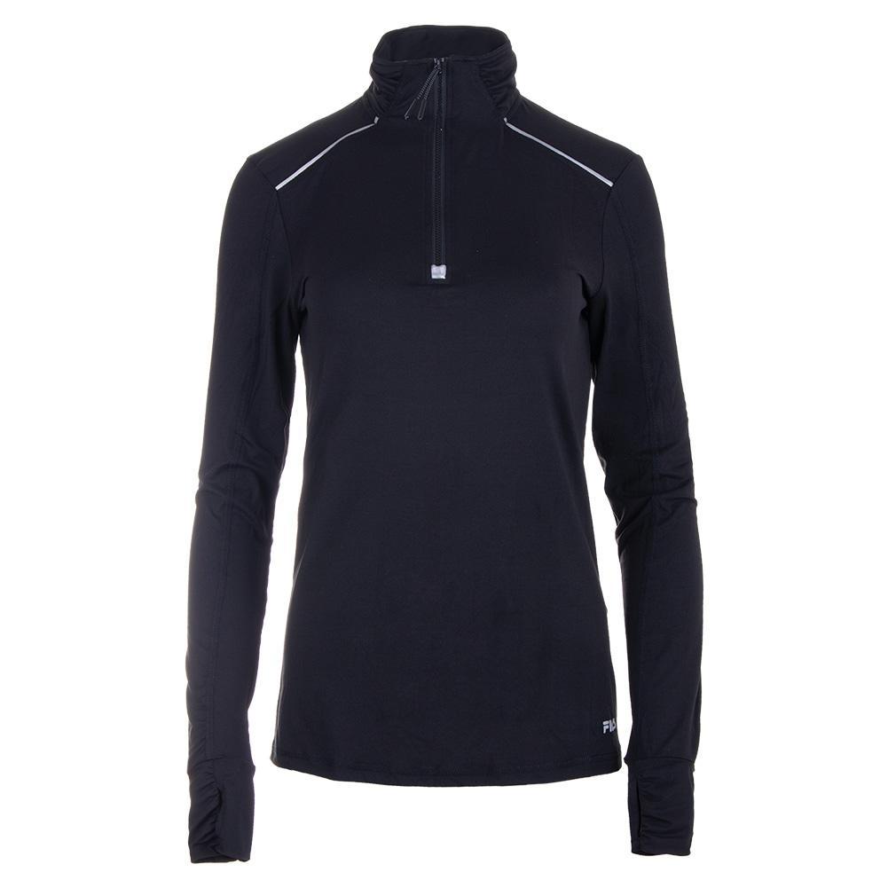 Women's Match Half Zip Tennis Jacket