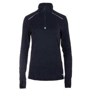 Women`s Match Half Zip Tennis Jacket