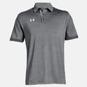 Men`s Elevated Medium Heather Polo 042_GRAPHITE
