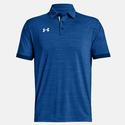 Men`s Elevated Medium Heather Polo 402_ROYAL
