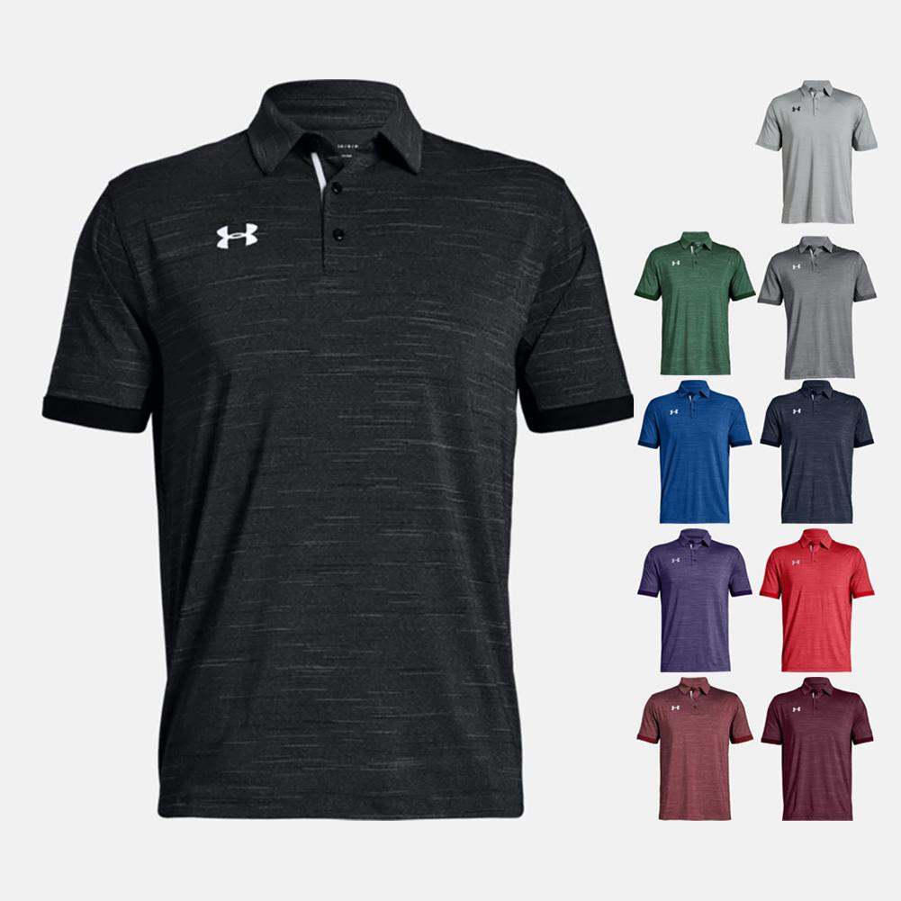 Men's Elevated Medium Heather Polo