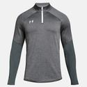 Men`s Qualifier Hybrid Quarter Zip 008_STEALTH_GRAY