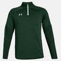 Men`s Qualifier Hybrid Quarter Zip 301_FOREST_GREEN