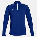 Men`s Qualifier Hybrid Quarter Zip 400_ROYAL