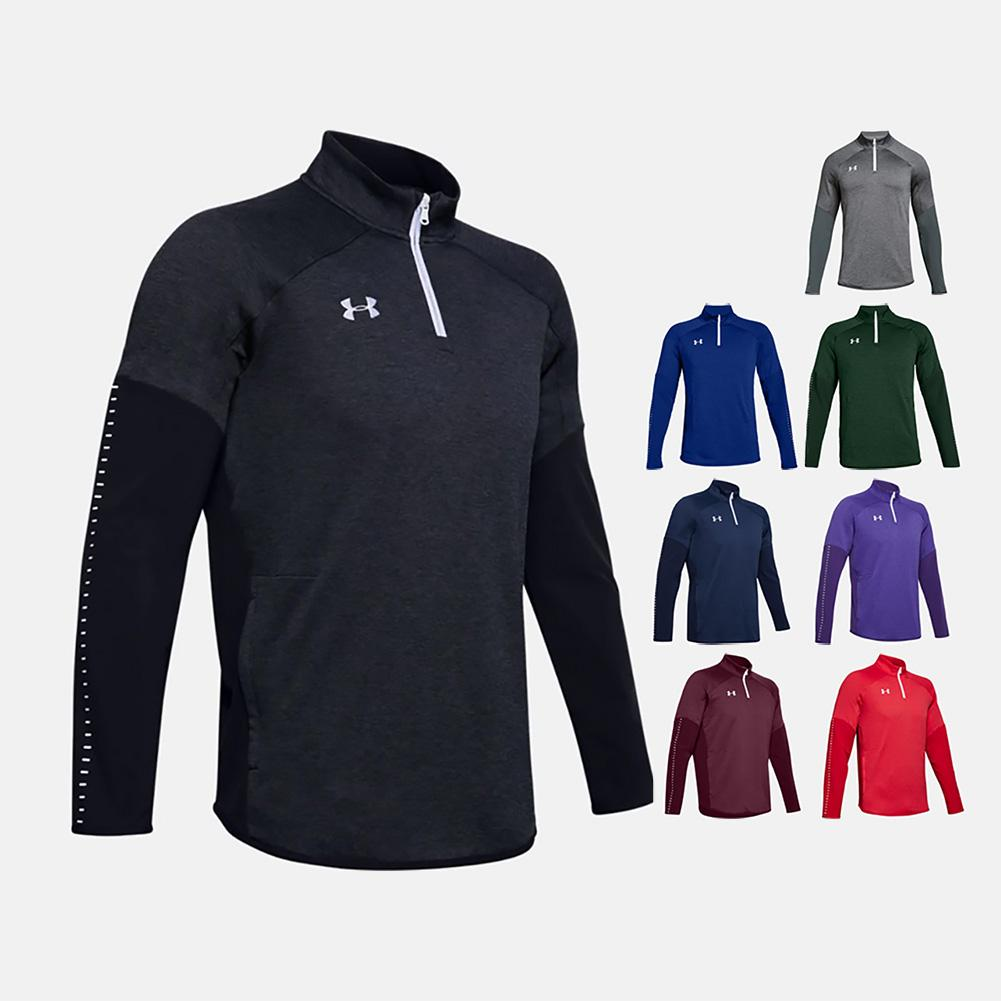 Men's Qualifier Hybrid Quarter Zip