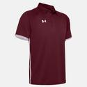 Men`s Rival Polo 625_CARDINAL