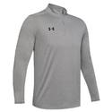 Men`s Locker Quarter Zip 025_TRU_GRAY_HEATHER