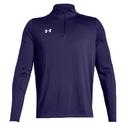 Men`s Locker Quarter Zip 500_PURPLE