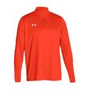 Men`s Locker Quarter Zip 860_DARK_ORANGE