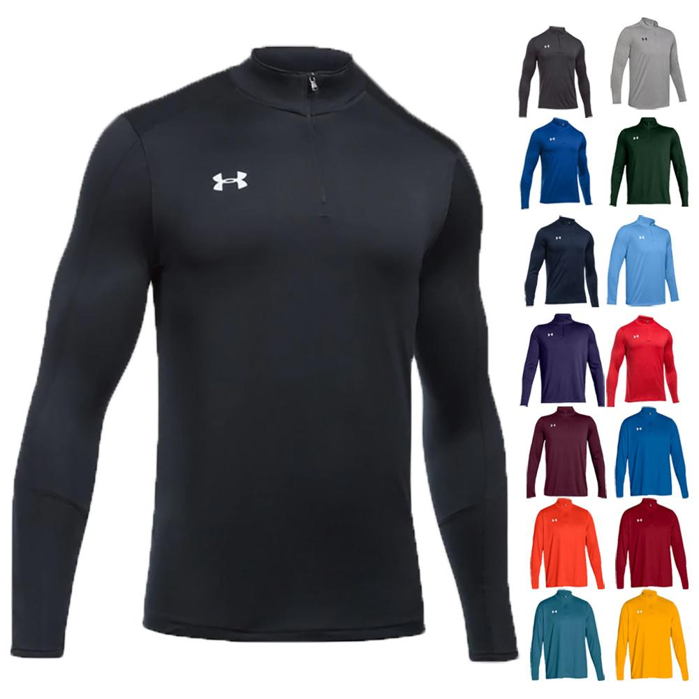 Men's Locker Quarter Zip