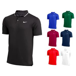 Men`s Team Dry Tennis Polo