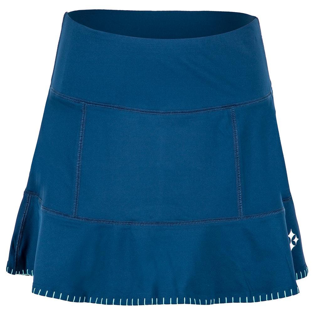 Women's Drop Waist Tennis Skort