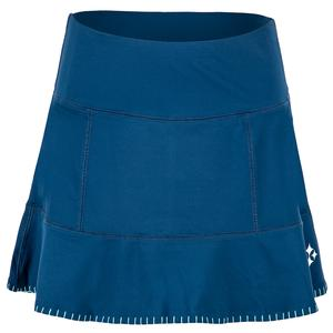 Women`s Drop Waist Tennis Skort
