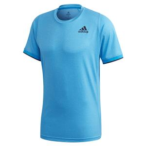 Men`s Game Set FreeLift Tennis Top Fresh Splash Heather