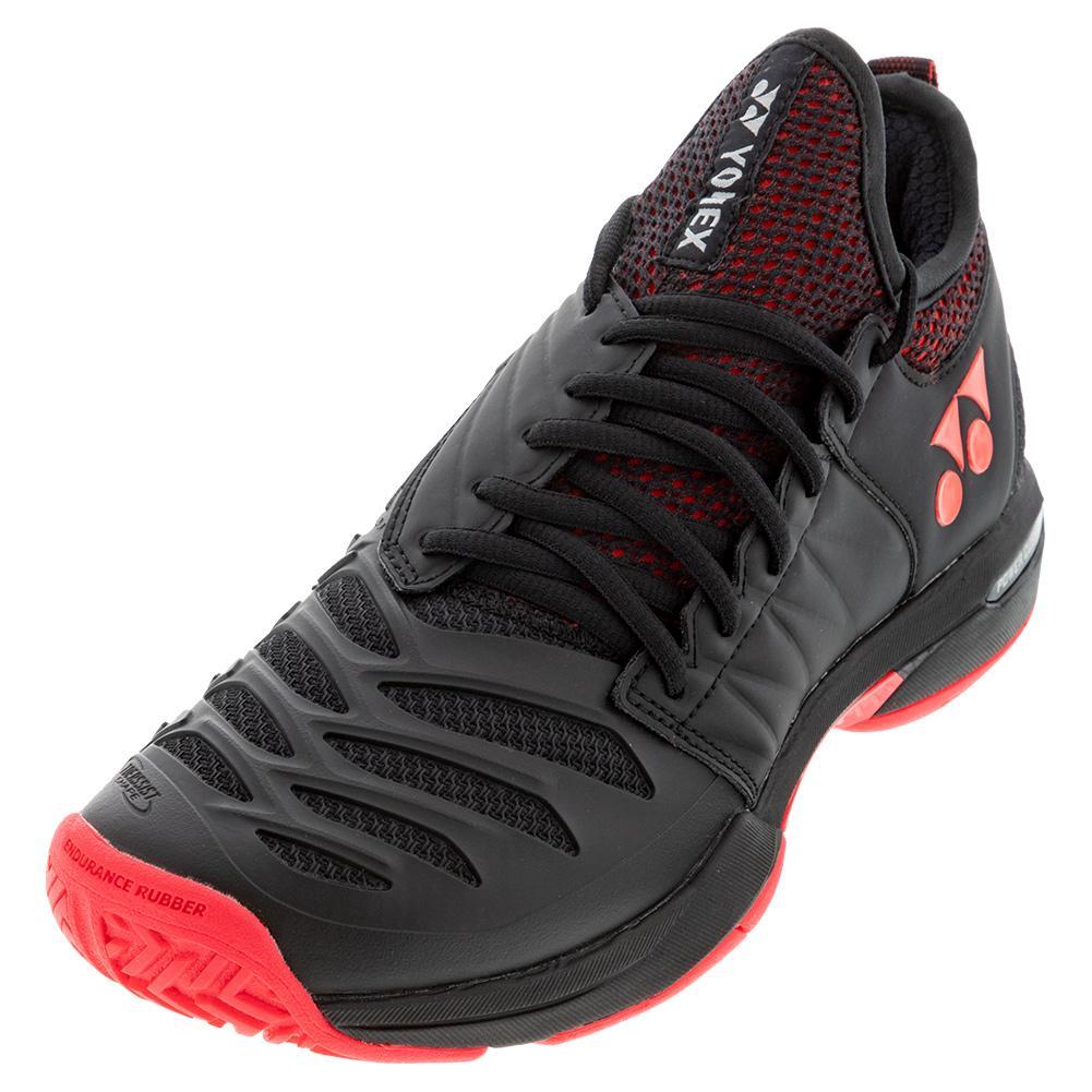 Men's Power Cushion Fusionrev 3 Tennis Shoes Black