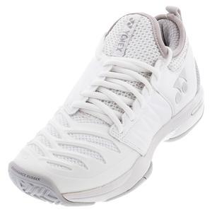 Women`s Power Cushion Fusionrev 3 Tennis Shoes White