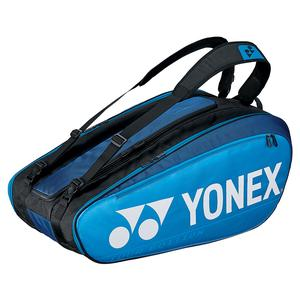 Pro Racquet 12 Pack Tennis Bag Deep Blue