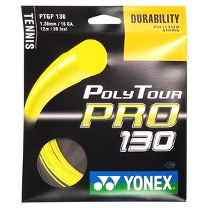 Poly Tour Pro Flash Yellow Tennis String