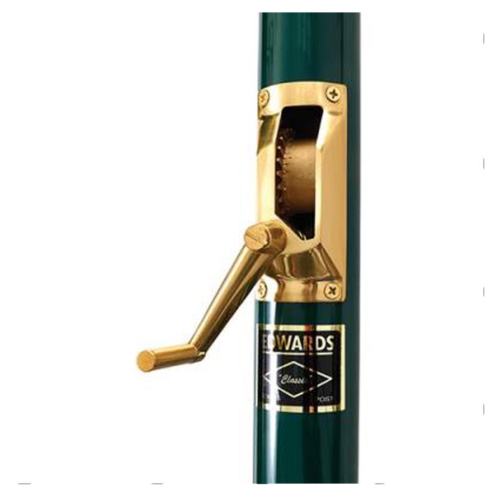 Edwards Brass Winder Handle
