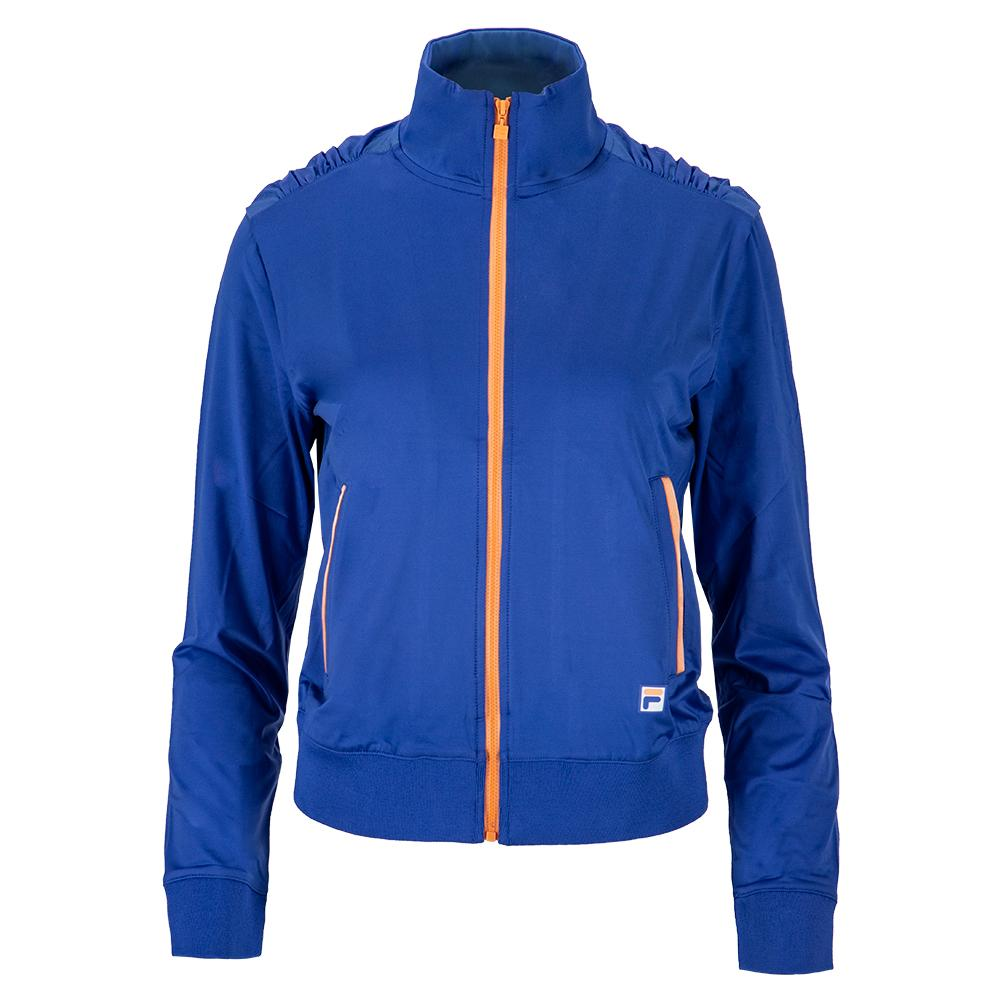 Women's Colorful Play Tennis Jacket