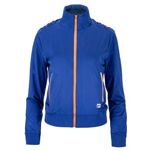 Women`s Colorful Play Tennis Jacket