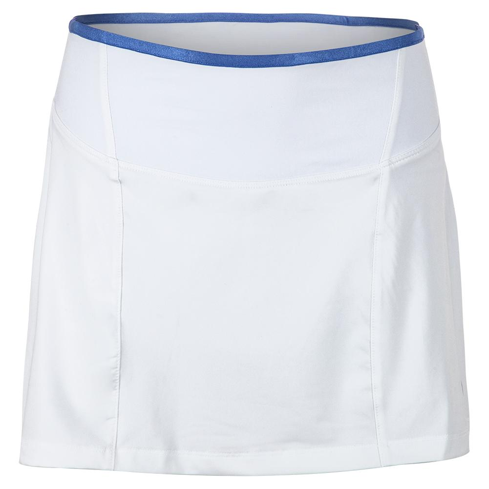 Women's Colorful Play A- Line 13.5 Inch Tennis Skort