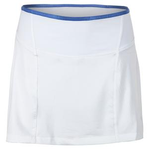 Women`s Colorful Play A-Line 13.5 Inch Tennis Skort