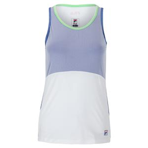 Women`s Colorful Play Full Coverage Tennis Tank