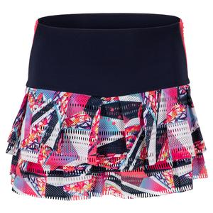 Women`s Hi-Phantom Tier Tennis Skort
